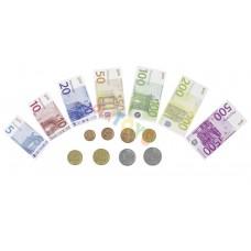 PIENIĄDZE do zabawy EURO banknoty i bilon !